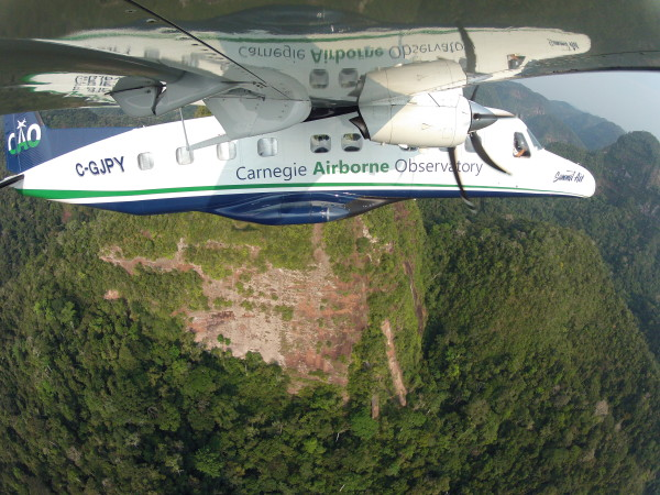 Carnegie Airborne Observatory